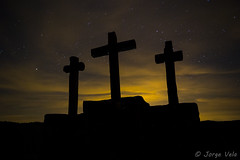 (Jorge V. C.) Tags: canon noche huesca cielo estrellas nocturna 6d largaexposicion
