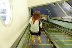 street city portrait people girl station japan train... (Photo: Dakiny on Flickr)