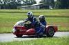 Ce sidecar Ducati est vrombissant !