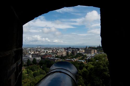 View from Edinburgh Castle ©  Still ePsiLoN