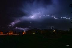 Lightning Storm (H.B. Mejia) Tags: longexposure canada spectacular dangerous spooky alberta stunning thunderstorm lightning lightshow thunder flashes lightningstorm southernalberta flashesoflight dramaticweather longexposurephotography stunningphotography spectacularphotography dramaticpanorama spookyphotography dramaticthunderstormpanorama