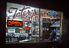 Tater's (haglundc) Tags: auto ohio 50mm nikon sony repair taters blueash nex7 kenridgeautorepair