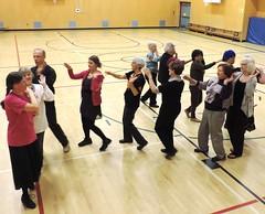 Dancing April 2014