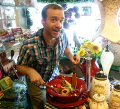 Benny in the gift shop (jglsongs) Tags: ny li longisland northshore longislandsound northport