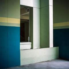 Jurong West (alkanphel) Tags: urban 120 6x6 film analog zeiss mediumformat hasselblad fujifilm fujichrome hdb e6 provia100f 501cm rdpiii planart2880cfe