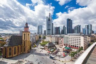 Serie Null6neun - Frankfurt Skyline