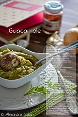 Guacamole (AlexandraJullian) Tags: france macro mexique guacamole lorraine foodphotography avocat foodblogging foodstyling