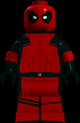 LEGO Deadpool Decals: A LEGO® creation by Garrett Waters ...