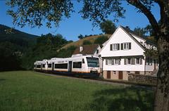 Renchtalbahn_052_024230 (claus_pusch) Tags: eisenbahn schwarzwald blackforest railroads cheminsdefer fortnoire oppenau clauspusch renchtalbahn offenburgappenweierbadgriesbach