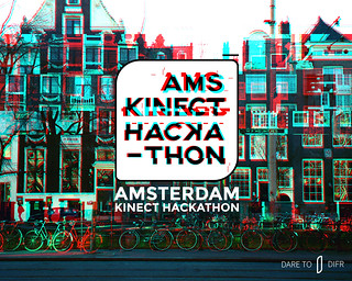 14994302929 e0bc9d80a8 n UX user experience design User Experience Product Design kinect DARE TO DIFR business awesome amsterdam    KINECT HACKATHON