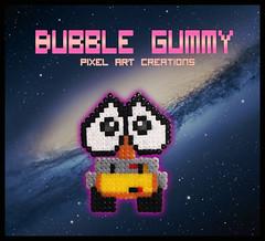 Walle (Bubble Gummy pixel art) Tags: film beads geek peliculas disney pixar pixel pixelart hama perler walle 8bits hamabeads perlerbeads beadsprite bubblegummy bubblegummypixelart disneyhamabeads pixarhamabeads wallehamabeads