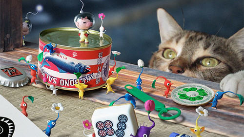 A Pikmin Film's Marching to the Tokyo Film Festival