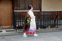 or0.0? (Changing Liu) Tags: japan kyoto geisha    kimono
