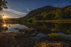 Rydal Water Sunset (kidda63) Tags: