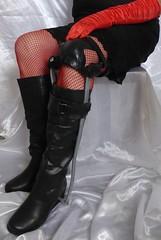 Boots and brace 1 (JKiste2008) Tags: leg brace kafo caliper
