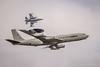 Boeing E-3B Sentry - 'LX-N90454' (JohnC757) Tags: belgium belgique belgië nato sentry 2014 awacs e3b kleinebrogel lxn90454 ebbl kleinebrogelab boeinge3bsentry belgianairforcedays