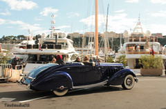 Packard Twelve Phaéton 1937 (tautaudu02) Tags: auto show cars automobile monaco moto motor legend coches twelve voitures packard 2014 phaéton