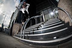 Elliot Stevens - Soul (SamCooperPhotography) Tags: lighting its up canon manchester nikon grim skating north stevens rollerblading blading pocket elliot skates strobe wizards valo 540ez d700