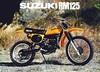 1977 SUZUKI RM125B SALES