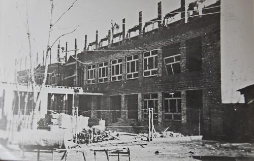 Budowa szkoły im. KOP