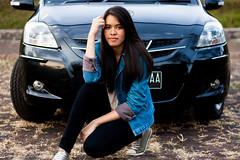 Claudia (Raymond Maulany) Tags: girl beauty indonesia model unai cantik universitasadventindonesia raymondmaulany