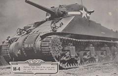 M-4 Medium Tank (hoosiermarine) Tags: light army tank jeep patton wwii armor ww2 medium m3 heavy m2 m5 m4 tanks t1 worldwar2 halftrack banning m7 worldwartwo antiaircraft 105mm howitzer 37mm generalpatton halftracks thebanning