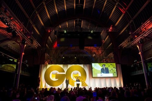 GQ Man of the Year Awards 2014 © Timesbased Events