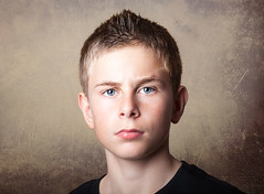 Young boy portrait (Ivica_NS) Tags: boy portrait people white man cute male beautiful face smiling kids youth hair studio happy person one kid model child looking little expression background young posing human single teenager caucasian