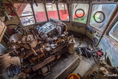 Expedition Ferroviaire (matthieu-mi) Tags: abandoned expedition train trains abandon locomotives urbex autorail ferroviaire mmichel