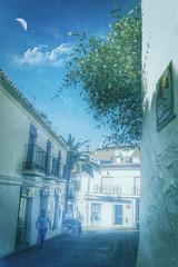 Mijas pueblo . Andalucia
