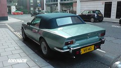 Aston Martin V8 Volante (Rorymacve Part II) Tags: auto road bus heritage cars sports car truck automobile estate transport historic motor saloon compact roadster motorvehicle
