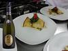 I piatti di Nazario&Lucia e d'Araprì (Sparkling Wines of Puglia) Tags: orata spumante lesina sansevero cicoria metodoclassico daraprì grancuvée palazzodaraprì leantichesere