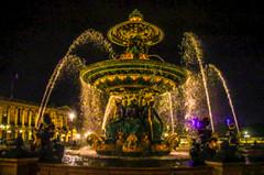 Fontaine des Fleuves - Place de la Concorde - Paris (laurent.liu) Tags: paris france canon concorde fontaine iledefrance 18200 placedelaconcorde parisbynight fontainedesfleuves parisnuit canoneos700d