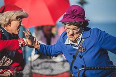 Granny Turismo (Roj) Tags: uk wales seaside performance northshore segway bandstand llandudno northwales artfestival gogleddcymru canon5dmkii canonef70200mmf28isiiusm originalphotographer photographersontumblr llawn02