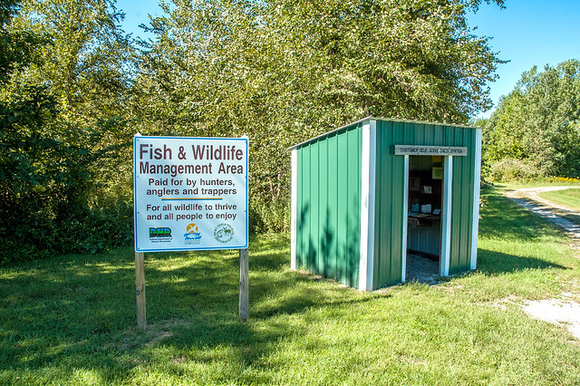 Fairbanks Landing Fish & Wildlife Area - September 13, 2014