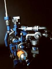 Steam(punk) Trooper (Kristov.) Tags: trooper lego scifi custom apocalyptic steampunk minifigure