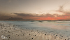 Magic Moments at Sunset Beach - Table Mountain (Mujahid's Photography) Tags: sunset beach clouds landscape southafrica open capetown september sunsetbeach tablemountain 2014 nikond800 mujahidurrehman mujahidsphotography wwwmujahidurrehmancom