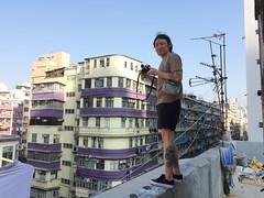 • (R.O.Y.G.B.I.V.) Tags: hongkong hk kowloon shamshuipo instagram asia city rooftop leica leitz 35mm film acrophobia photography picoftheday acidwashfannypack fashion discoverhongkong instagood chanyungco