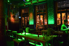 DSC_0688 Floripa Bar Shoreditch London BEWARE this bar charges £5.50 per can of Grolsch Beer in the evening RIP-OFF despite advertising four cans for £10 (photographer695) Tags: floripa bar shoreditch london beware this charges £550 per can grolsch beer evening despite advertising four cans for £10 ripoff