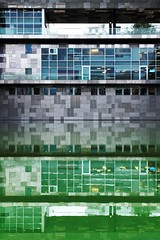 Symmetry Graphic (fredf34) Tags: symmetrygraphic graphic graphique symmetry symétrie hôteldevilledemontpellier montpellier hérault france pentax k3 pentaxk3 hdpentaxda1685mmf3556eddcwr fredf34 fredfu34 architecture mairiedemontpellier cityhallofmontpellier cityhall