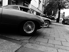 E-Types and an XJR (maxrevellation) Tags: blackandwhite etype xke xjr jaguar classic classiccars vintage historic blackwhite bw xk xj straightsix v8 60s sixties 70s seventies chrome street streetphotography