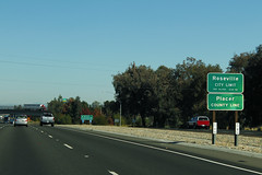 Int80eRoad-PlacerCounty-Roseville (formulanone) Tags: california i80 interstate80 placer roseville