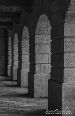 arches (Jason Bradshaw Photography) Tags: digitalphotography devon adobelightroom adobephotoshop landscapephotography blackandwhite plymouth royalwilliamyard canon canonphotography nikon nikonphotography landscape arches stone capture contrast canon400d southwest