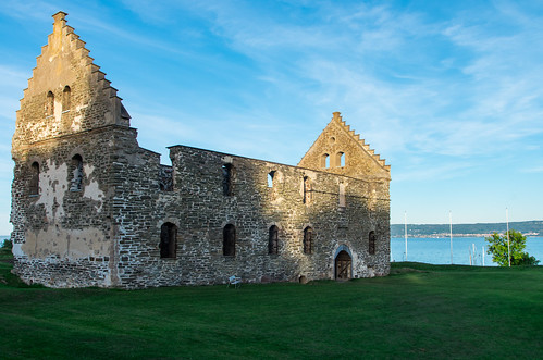 Visingsö - castle ruins