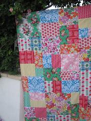 Jenny Eliza patchwork (sewfunbymonique) Tags: patchwork joannfabrics jenniferpaganelli jennyeliza sewfunbymonique