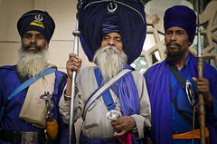 Sikh warriors (PawelBienkowski) Tags: sikh punjabi sikhholymen
