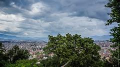 Ступа Сваямбунатх в Катманду, Непал