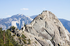 The other, other Moro Rock (CaliforniaNat) Tags: california castle rock granite sierranevada sequoianationalpark mororock greatwesterndivide californianat