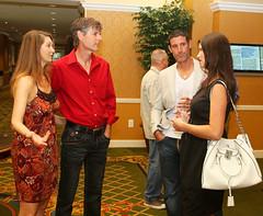 Kelly, Robert, George, Melanie