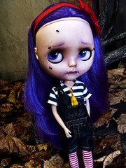 AlViRa still wow's me with her purple goodness!
